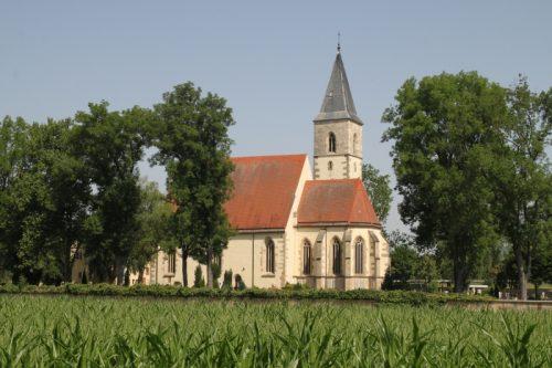 Besichtigung der Sülchenkapelle in Rottenburg